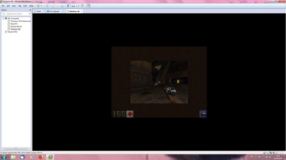 Виртуальные машины и Win98, часть 2 - OLD-HARD RU (Hule)